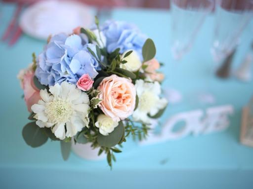 Decoración para eventos/bodas originales